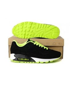 pretty nice 66515 ce873 Mens Nike Air Max 90 Vt Black Yellow 6809331-369