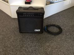 Crate Audio Guitar Amplifier GX-15 Priced at $24.99 available at Gadgets and Gold!