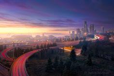 Foggy Atmosphere by Danny Seidman on 500px