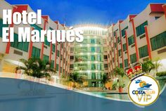 ¡Por el mes del Rey del hogar Hotel El Marqués!!! Promoción Reapertura 2 x 1 Desde US 139.99 2N 3D visita http://costacruceros.com.ec/#promociones y adquiere esta y todas nuestras súper promociones. Incluye: Hospedaje y Cóctel de Bienvenida Información y reservas a través de nuestro Chat en Línea, Call Center 062 711 838 - 022 746 066 - 062 511 248 y WhatsApp 093 999 7105 en Ecuador.