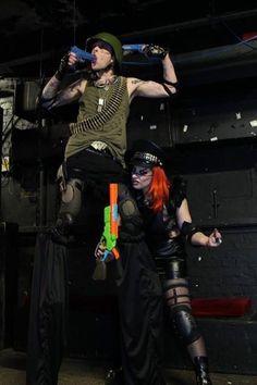 "Flame-boyant Ents on Twitter: ""#TankGay shot wiv @Pretty_Addicted @Vicious_PA Photo @GaryAltWriter @clubantichrist Stilt covers #UpcycledByJaime https://t.co/oGLY0oKPIj"""