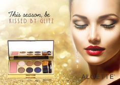 It's the premiere party accessory for the season .... Kissed by Glitz!  Order now @ www.aloette.com/FRESH #aloetteholiday #BeKissed