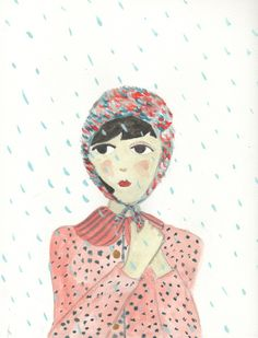 lluvia. Josefina Schargorodsky.2013. josefinen.tumblr.com