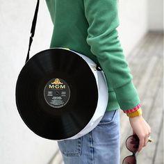 Vinylbags via SaShe