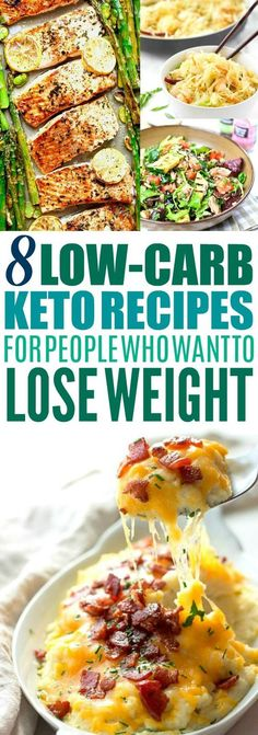 These 8 Ketogenic recipes are THE BEST! I'm so glad I found these AWESOME keto recipes! Now I have some healthy dinner recipes to try tonight! I've been wanting to try this Ketogenic diet! So pinning this keto diet pin!