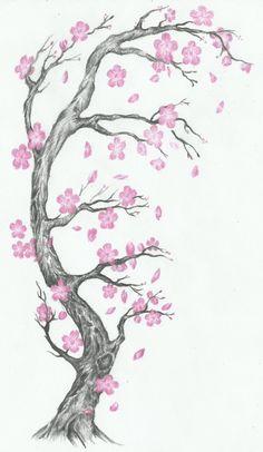 Cherry Blossom Tattoo 3 by afrosensei on deviantART