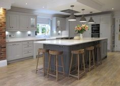 Florence with Ivory Spice Granite   New England Kitchens
