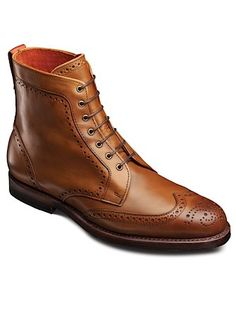 Dalton boot from Allen Edmonds + J. Hilburn