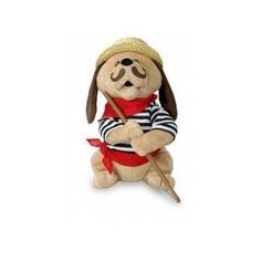 12 Tall Gondolomio Romantic Italian Animated Plush Puppy Dog Toy Dancing and Singing Song Ole Sole Mio -- You can get additional details at the image link.Note:It is affiliate link to Amazon.