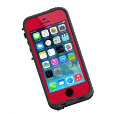 LifeProof iPhone 5s frē Case - Red