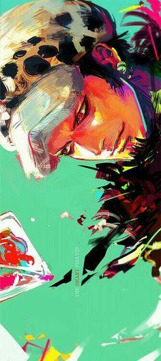 One Piece | Trafalgar D.Water Law | วันพีช | ทราฟาลก้า ดี วอเตอร์ ลอว์