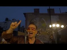 U2: Sunday Bloody Sunday acoustic version: A couple of weeks back, on a rooftop in New York City, the band recorded an acoustic performance of Sunday Bloody Sunday