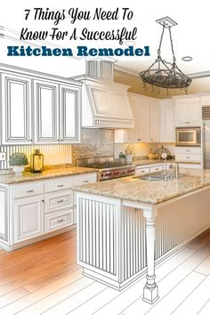 Are you planning a kitchen remodel anytime soon? You'll want to check out these tips first.