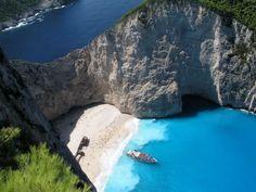 Smugglers Cove, Zante, Greece