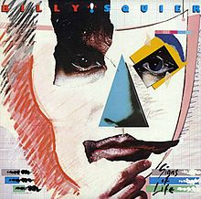 Billy Squire ''Signs of Life'' (1984)