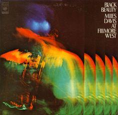 Black Beauty: Miles Davis at Fillmore West (1973) - Miles Davis