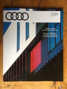 Audi Magazine #3 2015