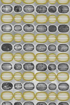 Wallpaper - Nancy Straughan Printed Textiles