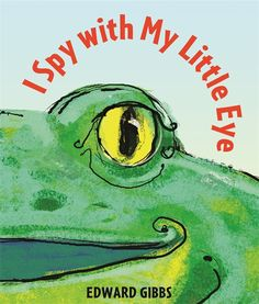 I Spy With My Little Eye by Edward Gibbs #kidlit #ispy #picturebooks from @templarbooks