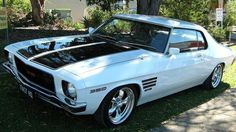 An Australian classic muscle car. a division of gm Chevrolet Corvette, Chevy, 1957 Chevrolet, 1966 Ford Mustang, Ford Gt, Australian Muscle Cars, Aussie Muscle Cars, Jaguar, Ford Capri