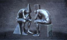 Thought 2 by Aram Vardazaryan, 2011   3D   CGSociety