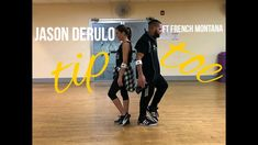 Jason Derulo Feat French Montana - Tip Toe Zumba Choreography - YouTube