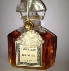 Kadine Ultra Rare Vintage Guerlain 'KADINE' 1911 Extract Sealed Boxed Outpapered | eBay