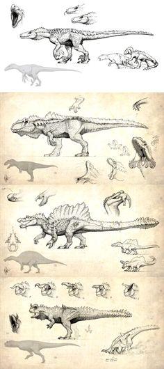 Hypo Dinosaurs #The Isle