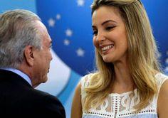 "G.H.: Marcela Temer e a volta do ""primeiro-damismo"" no B..."