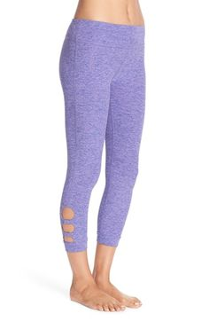 Beyond Yoga Cutout Capris available at #Nordstrom