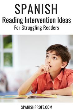 Spanish Reading intervention ideas and activities for struggling readers. Learn some ideas for reading invention ideas for your kindergarten, first grade and second grade students in Spanish immersion, bilingual and dual language classrooms. Including vowels in Spanish, two syllable and three syllable words, decoding, Spanish high frequency words and more. Intervencion de lectura.