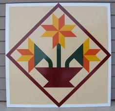 North Carolina Lily Quilt Pattern | Carolina Lily - CL0002_image
