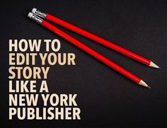 When you finish writing your story, it's tempting to publish it right away. But wait! Here's how to edit your story to make it truly ready to share.