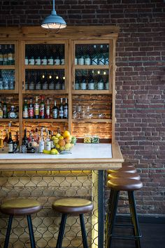 Woodland Restaurant | Brooklyn  -  Interior Design - Home Decor - #design #decor #interiordesign