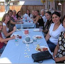 ideas for women's meetings