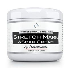 No More Stretch Marks Cream! -Get rid of stretch marks by consistently using this all natural product, which is manufactured in the USA. -Cheaper than laser stretch mark removal. -Includes special Org                                                                                                                                                      More