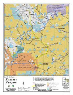 Fantasy Canyon map Road Trip, Fantasy, Map, Road Trips, Location Map, Fantasy Books, Maps, Fantasia