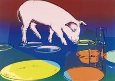 Fiesta Pig | Andy Warhol - 1969