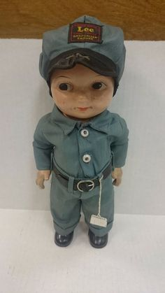 RARE VINTAGE BUDDY LEE MAYTAG APPLIANCE ADVERTISING DOLL  #BUDDYLEE #DollswithClothingAccessories