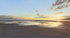 First Light, Pohara Beach