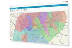 GIS CLoud - Cloud based GIS data and map creation