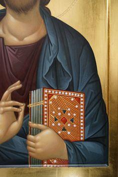 Icon Clothing, Byzantine Icons, Orthodox Icons, Christian Art, Style Icons, Detail, Closer, Beautiful, Sacred Art