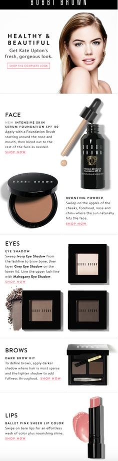 Bobbi Brown email