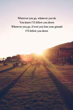 Follow You Down by Zedd ft. Bright Lights
