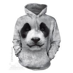 Big Face Panda felnőtt zsebes kapucnis pulóver Burberry 1f5d9e0830