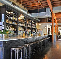 best new bars in America : Pleasant Storage Room : Austin, TX
