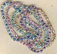 IDEA: Juicy Elastic Bracelets (eebeads.com)  ~ FREE INSTRUCTIONS