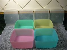 vintage tupperware - Bing Images
