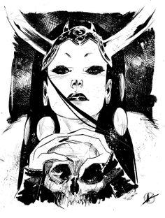 Loki by Matteo Scalera