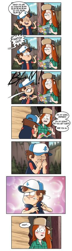 Dipper + Nosebleed = Hot by markmak on deviantART: Gravity Falls Wendy, Gravity Falls Ships, Gravity Falls Dipper And Wendy, Cool Gravity Falls Stuff, Dipper Nosebleed, Markmak Gravity Falls, Gravitys Falls, Gravity Falls 1